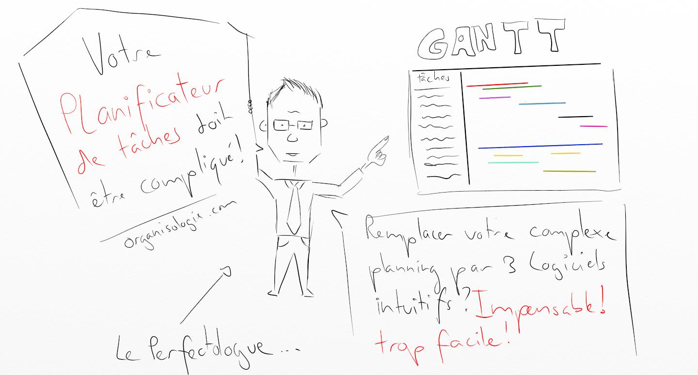 Diagramme de gantt VS meistertask