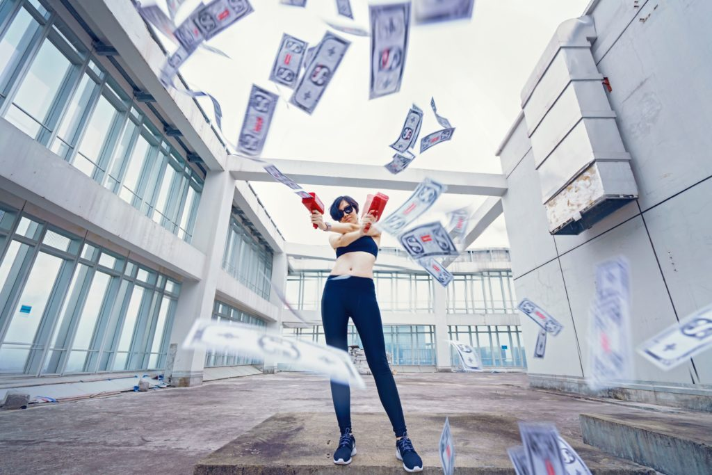 argent, attention et savoir