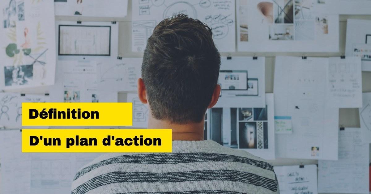 définition d'un plan d'action