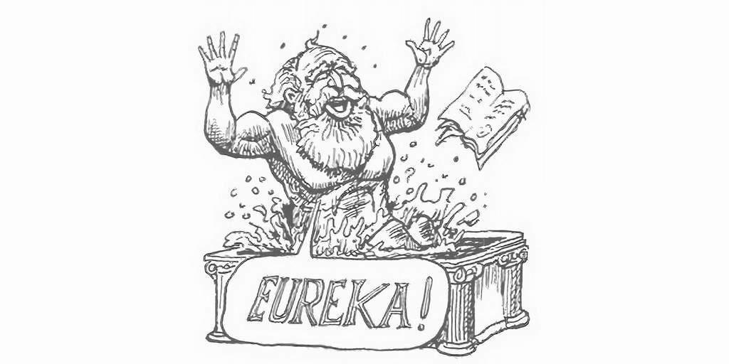 Archimède Eurêka!