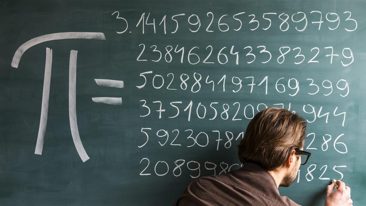 Mémoriser le chiffre de PI