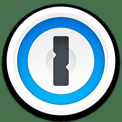 one password logo