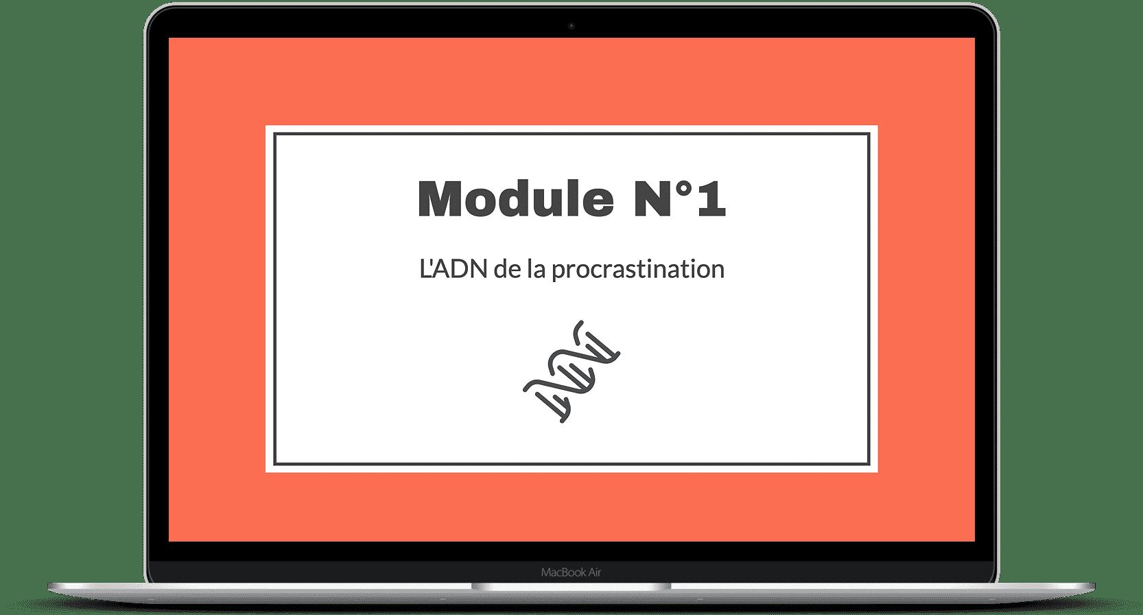 procrastination bénéfique module 1