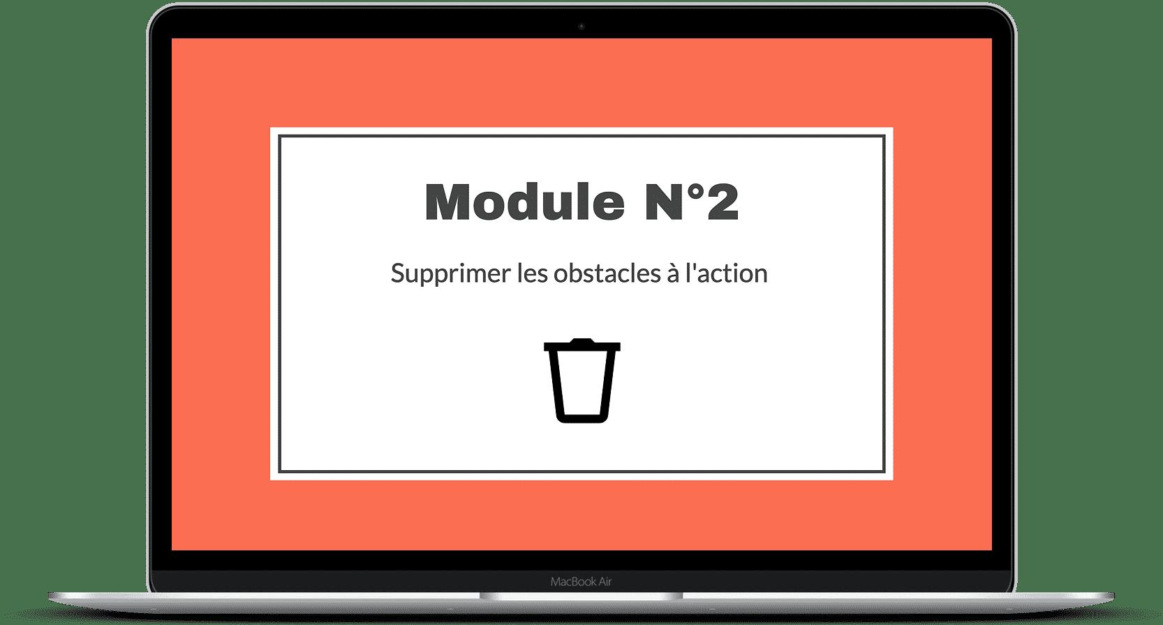 procrastination bénéfique module 2