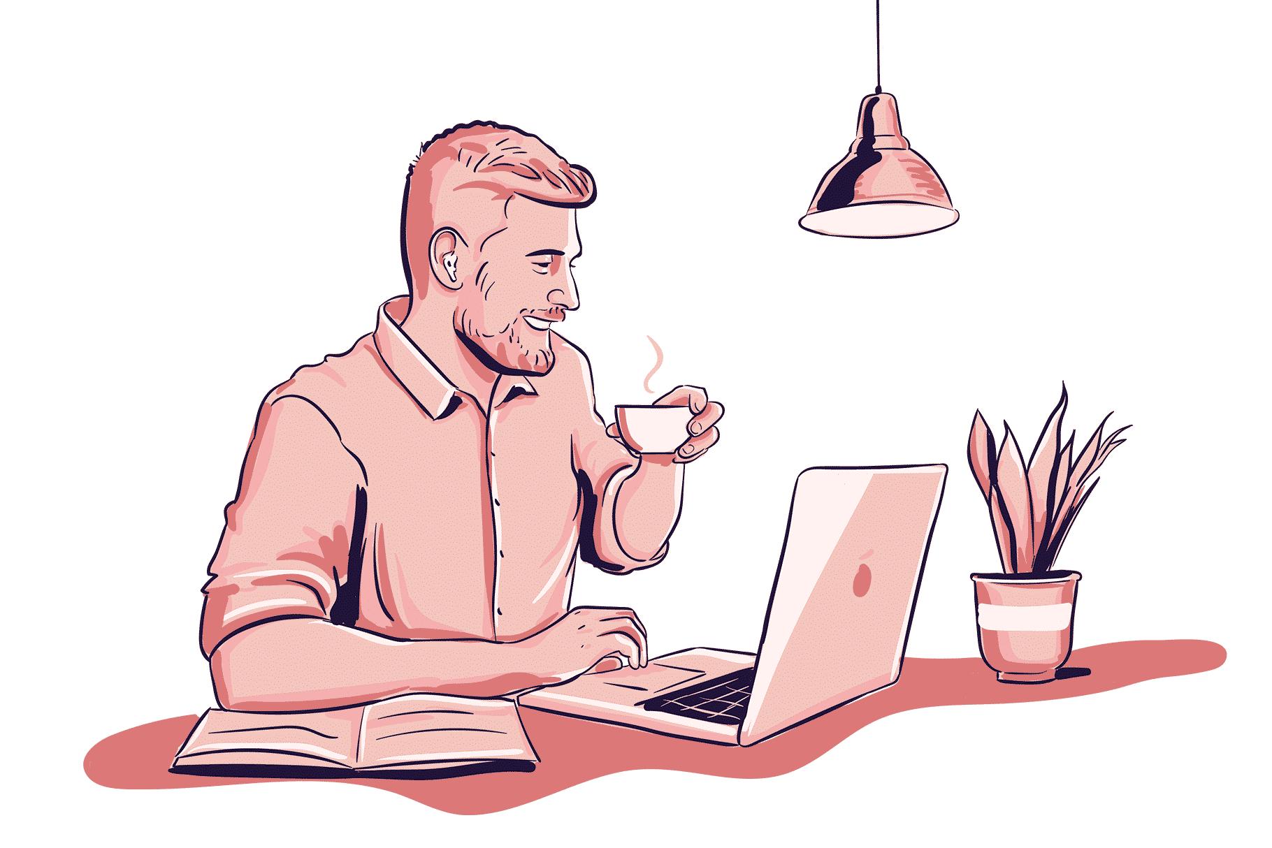 Travailler chez soi
