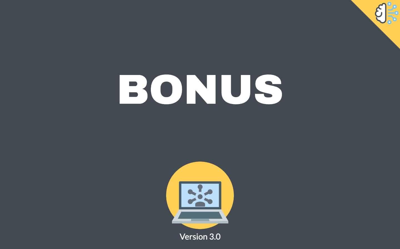 Prise de notes utiles module bonus